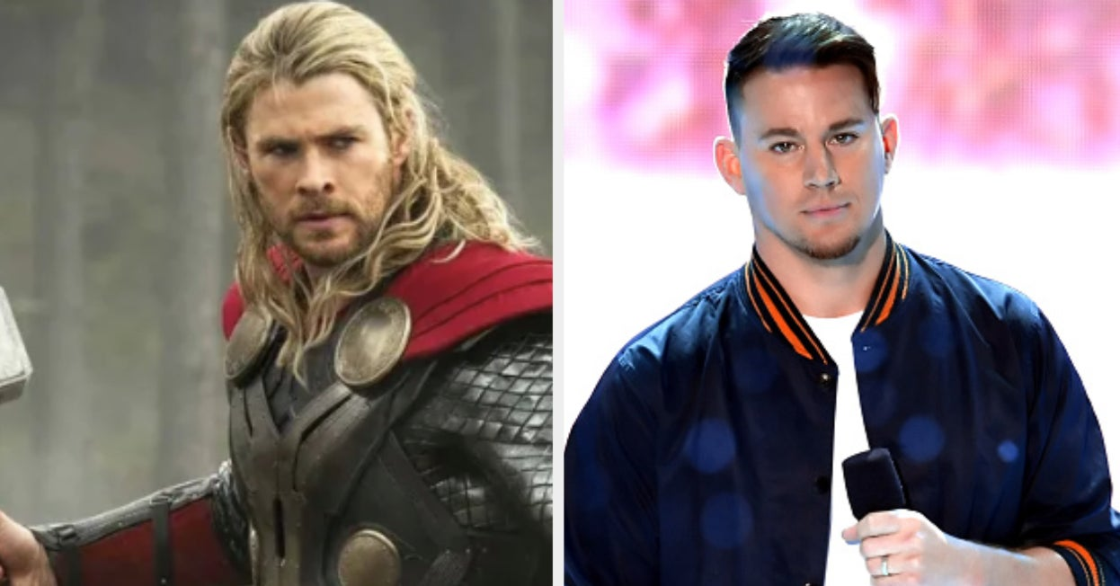 Recast Some Avengers And We'll Tell You Which Marvel Villain You Are