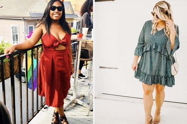 These Dresses From Amazon Are *So* Cute, And We Have Receipts To Prove It