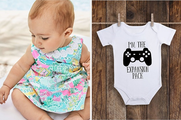 35 Outfits To Buy For Your Friend's New Baby