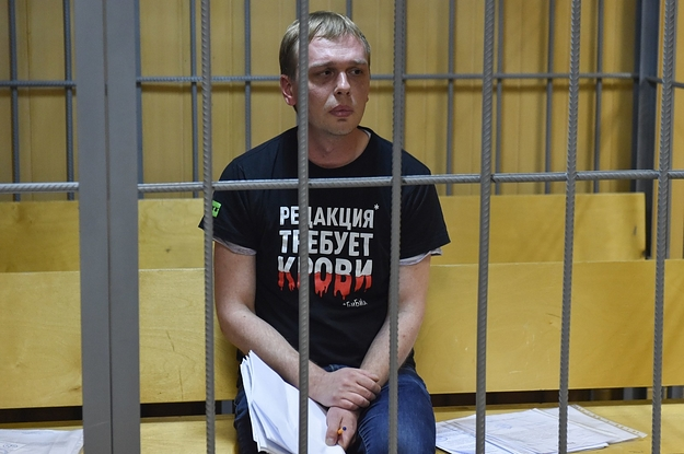 Russia's Funeral Business Is Shady As Hell. The Journalist Who Exposed It Wound Up Behind Bars.