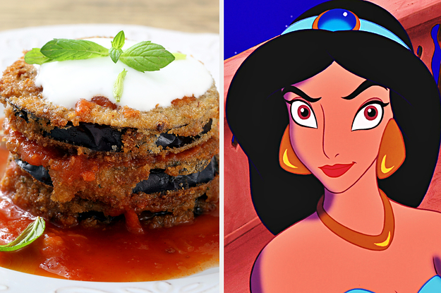 Order a 5-Course Dinner And We'll Tell You Which Disney Princess You're Like