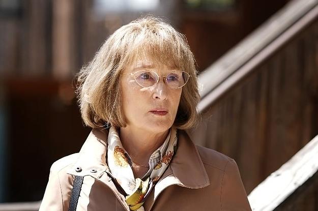 Meryl Streep weinstein
