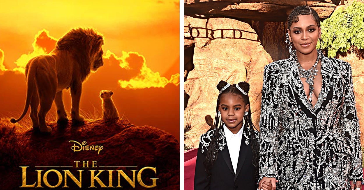 """The """"Lion King"""" Premiere Happened And Here Are All The Red Carpet Pictures You Need To See"""