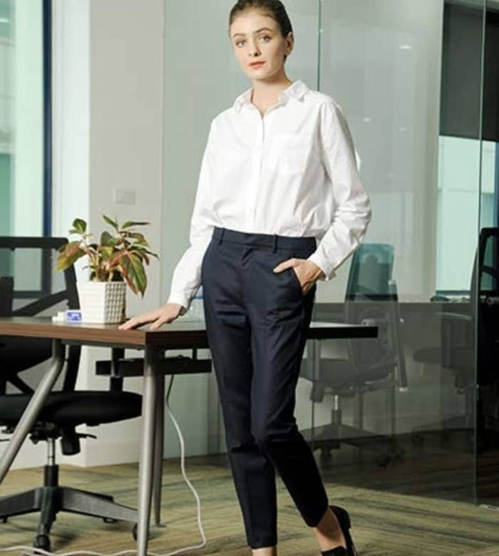 25 Comfy Pairs Of Pants That Are Still Appropriate For Work
