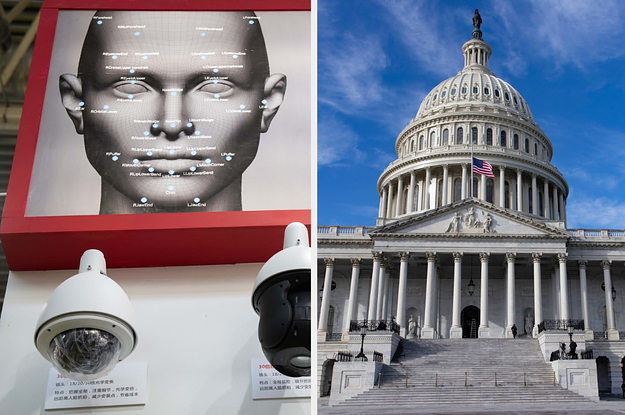 Privacy And Civil Rights Groups Ask The US Government To End Its Use Of Facial Recognition Tech On The Public