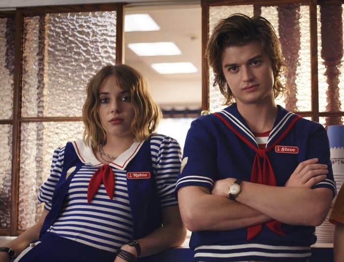 "Robin And Steve's Friendship Is The Best Part Of ""Stranger Things 3"" And That's A Fact"