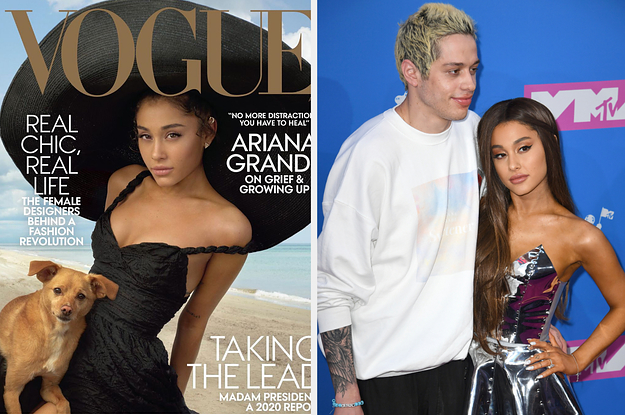 15 Things We Learned From Ariana Grande's Candid Interview With Vogue