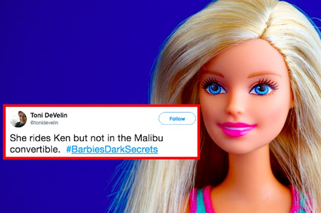 My Childhood Has Officially Been Ruined After Reading Barbie's