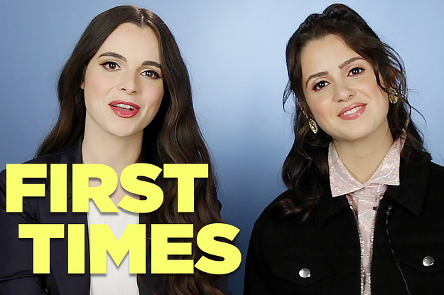 Laura And Vanessa Marano Told Us About Their