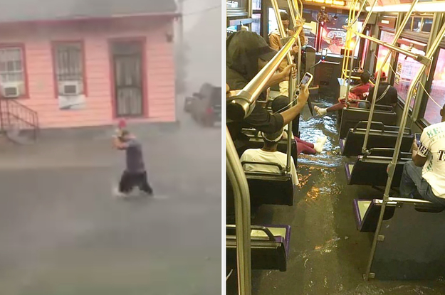 17 Tweets That Show Just How Bad The Flooding In New Orleans Is