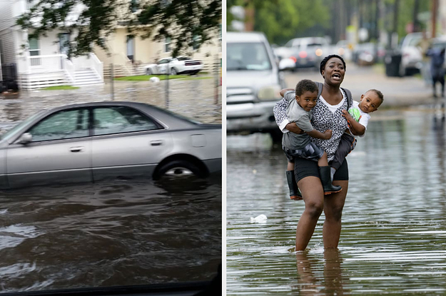 New Orleans Is Flooding, And A Brewing Storm Could Bring Severe Damage This Weekend