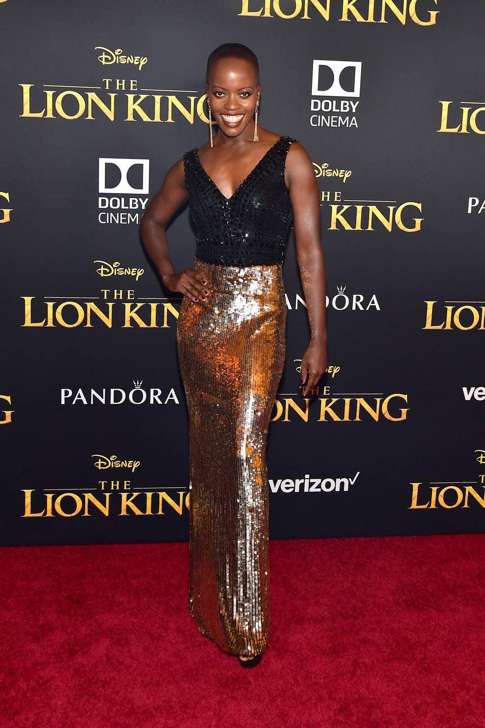 Image result for lion king premiere