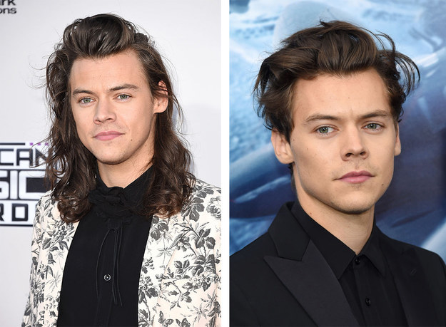 Do You Prefer These Celebs With Long Or Short Hair?
