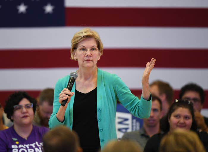 Elizabeth Warren Wants To Create A Special Task Force To Investigate Abuses Of Immigrants