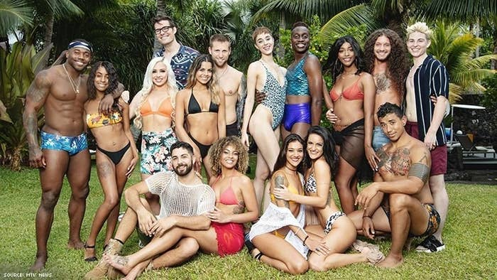 MTV's New Dating Show Actually Gets Queer Dating