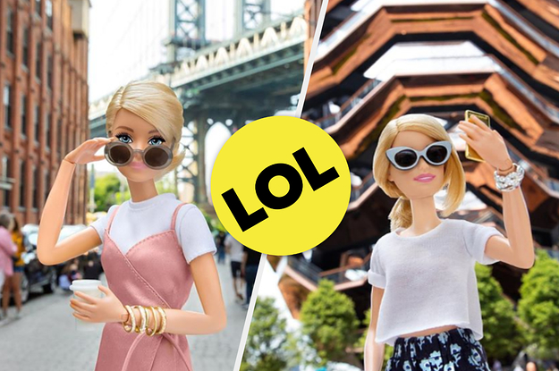 Hear Me Out: Barbie's Instagram Is Quite Possibly The Best Satire On The Planet