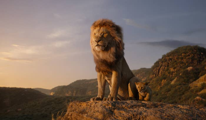 """The First Reviews Of """"The Lion King"""" Are Here And ... Uh Oh"""