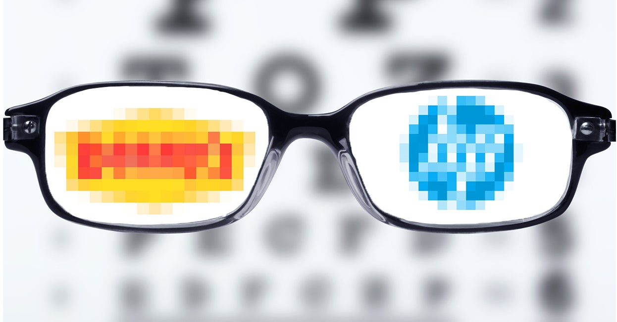 Only People With Perfect Vision Can Identify 7/9 Of These Pixelated Logos