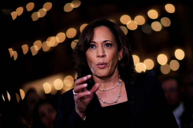 Kamala Harris Has A New Plan To Close The Rape Kit Backlog