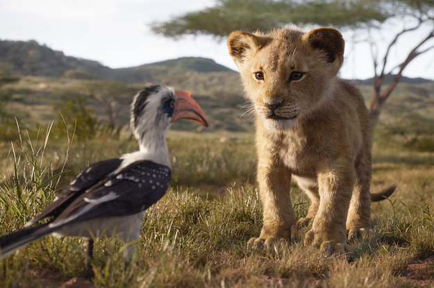 """The First Reviews Of """"The Lion King"""" Are Mixed At Best"""