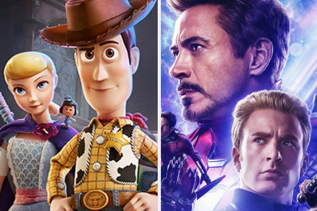 If You've Seen 29/40 Of These 2019 Movies, You're Definitely A Movie Buff
