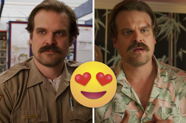 """29 Times Jim Hopper Proved He Was The Best Part Of """"Stranger Things"""""""