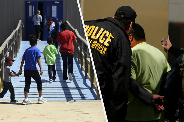ICE Raids Planned For Sunday To Target Thousands Of Undocumented