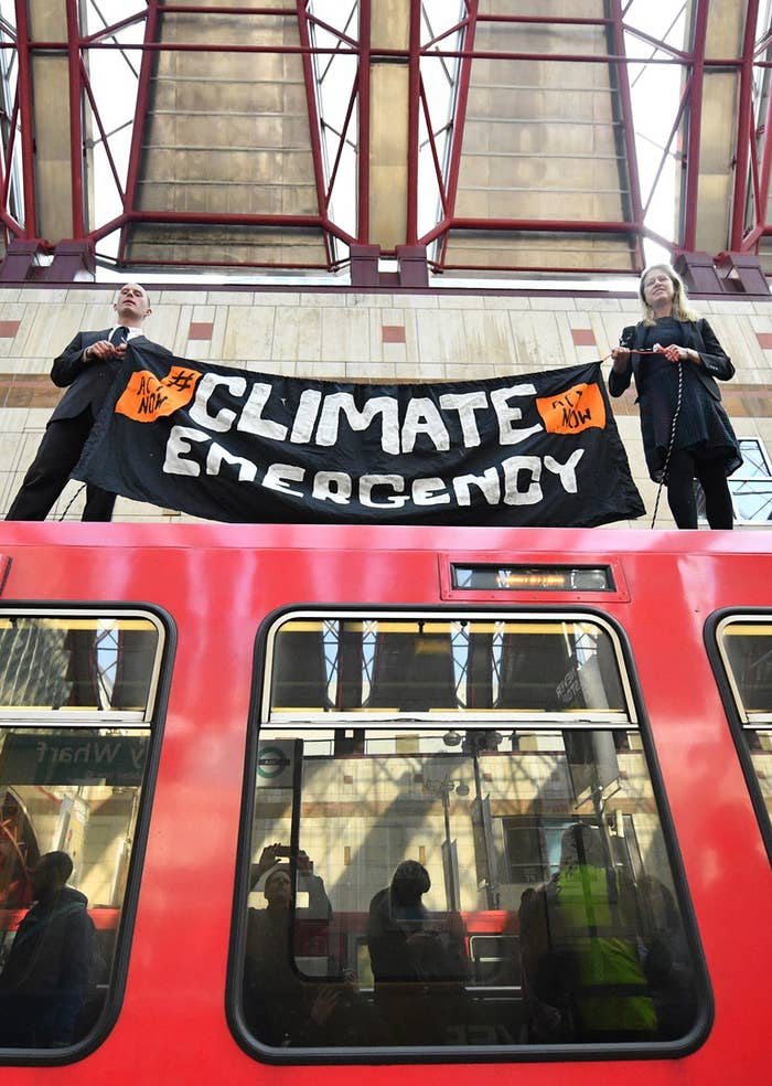 Extinction Rebellion Summer Uprising: The Group That Brought