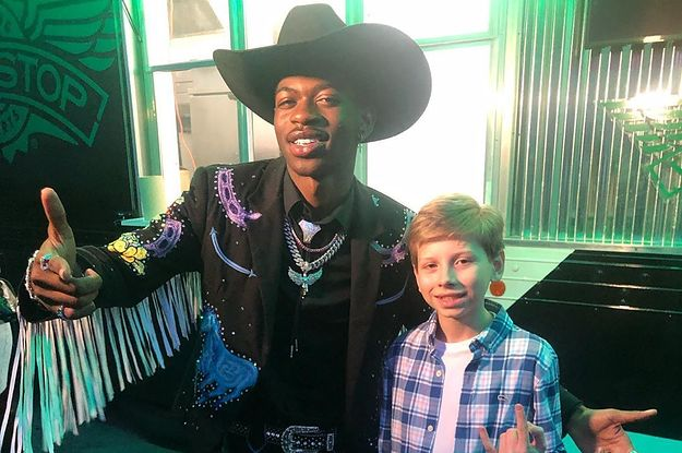 """Yodel Kid Mason Ramsey Hopped On Lil Nas X's """"Old Town Road"""" Remix, And My Life Will Never Be The Same"""