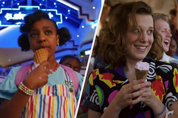 "Build A Scoops Ahoy Sundae And We'll Tell You Which ""Stranger Things"" Character You Are"