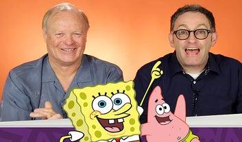 SpongeBob And Patrick Took Our