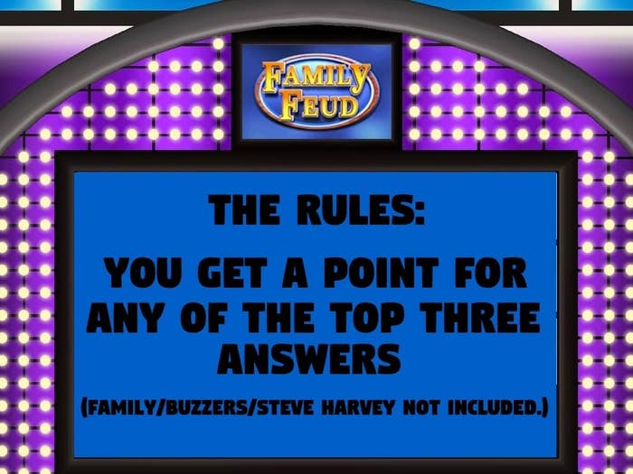Quiz: Do You Know The Top Answers To All Of These