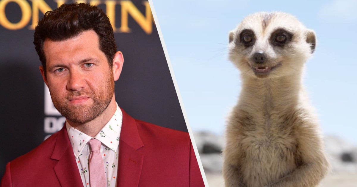 Billy Eichner Wants More LGBTQ Characters In Animated Movies