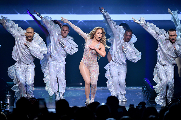 Jennifer Lopez's NYC Concert Was Evacuated After ...