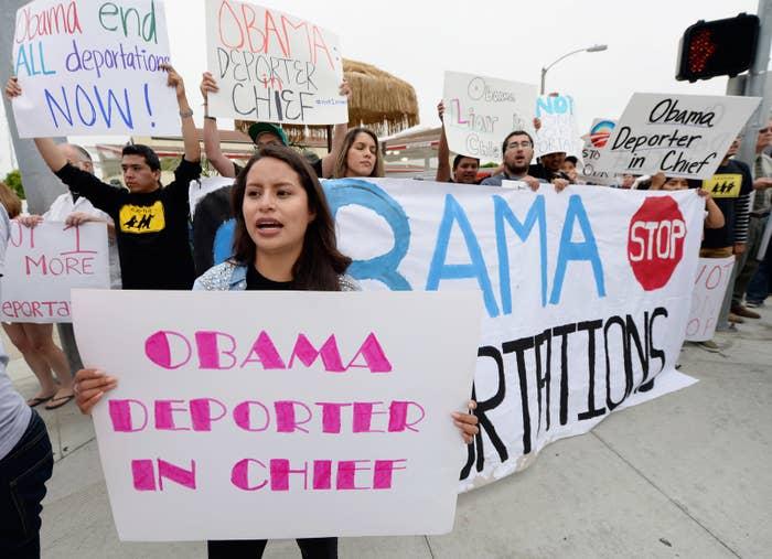 Latinx Activists Are Demanding Democrats Reject Barack Obama's Deportations, Not Just Trump's