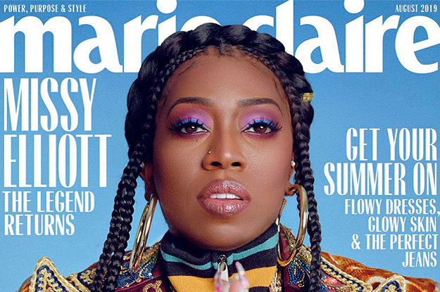 Six Key Takeaways From Missy Elliott's Marie ...