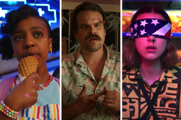 "Which Squad From ""Stranger Things 3"" Are You?"
