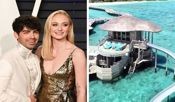 Joe Jonas And Sophie Turner Shared Pictures From Their Honeymoon And I'm Sitting At My Desk Crying