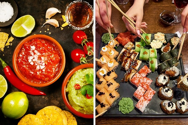 Your Taste Preferences Will Tell Us What Type Of Restaurant You'd Be