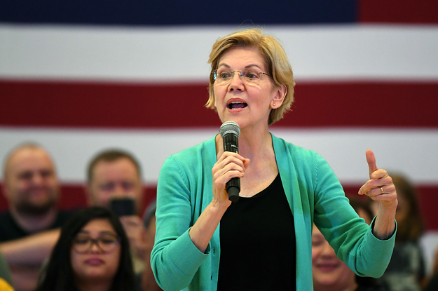 Elizabeth Warren's Campaign Turned To A Big Donor To Pay For The DNC Voter Database, Despite Her Fundraising Pledge