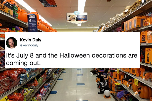 These Tweets Prove That It's Practically Halloween ...