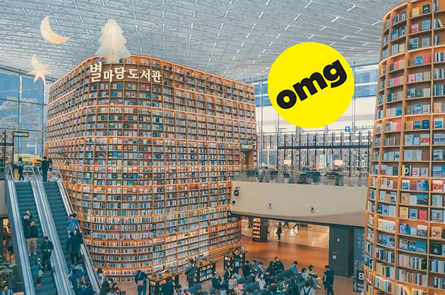 21 Bookstores And Libraries In Asia That Book Lovers Must See Before They Die