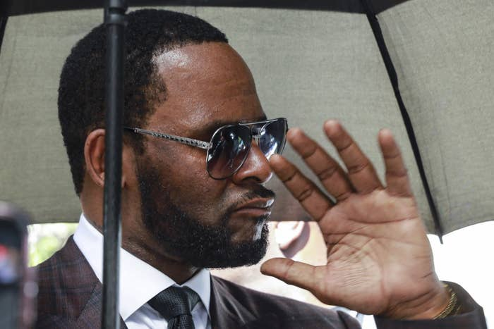 R. Kelly Was Denied Bond After Being Charged With Federal Sex Crimes