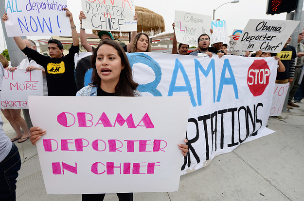 Latinx Activists Are Demanding Democrats Reject Barack Obama's Deportations, Not Just Trump's