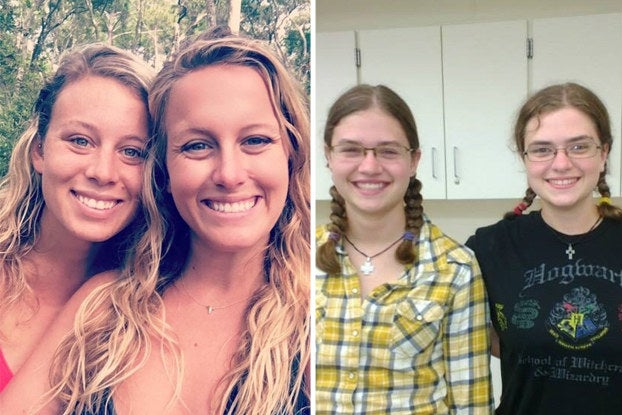 15 Doppelgngers Who Look 99.99% Identical, And It's Freaking Me Out