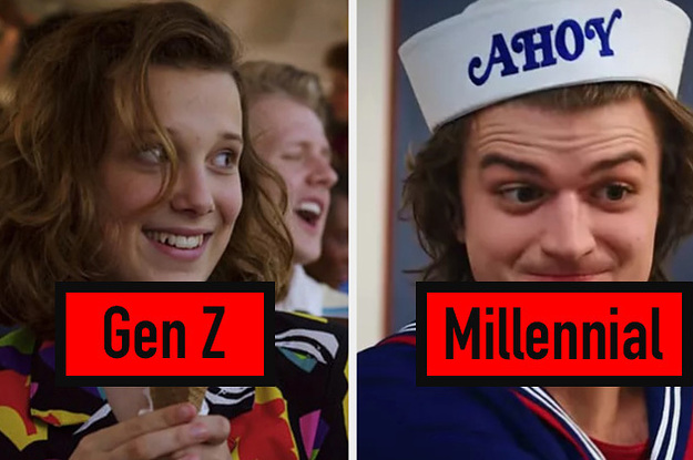 "Choose Which ""Stranger Things"" Characters You Like Better And We'll Guess If You're Millennial Or Gen Z"