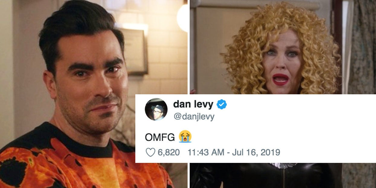 """Schitt's Creek"" Was FINALLY Nominated For Several Emmy Awards And I'm Crying"