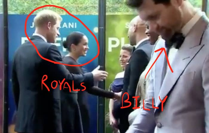 Billy Eichner Freaking Out Over What He's Gonna Say To Prince Harry And Meghan Markle Is Me, You, And Everyone