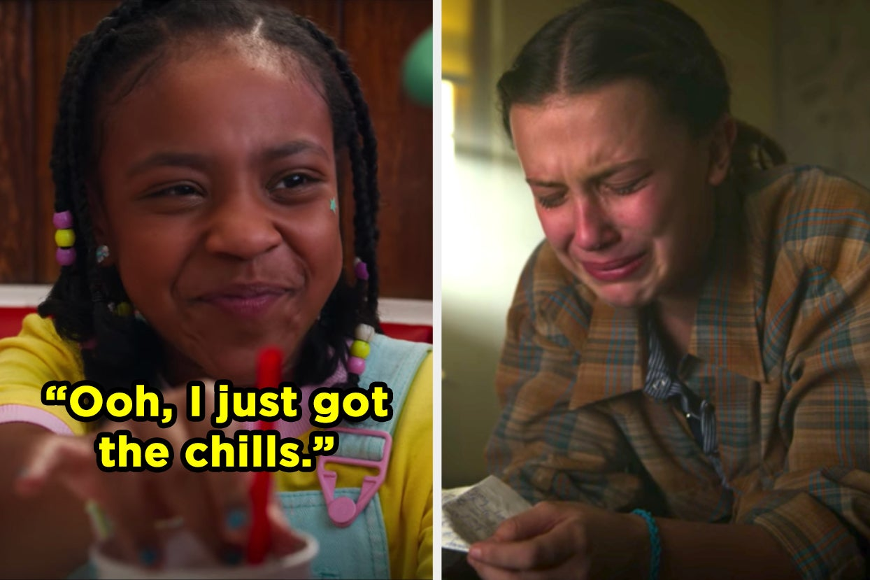"""11 Times """"Stranger Things"""" Made You Laugh Out Loud And 11 Times It Made You Very Emotional"""