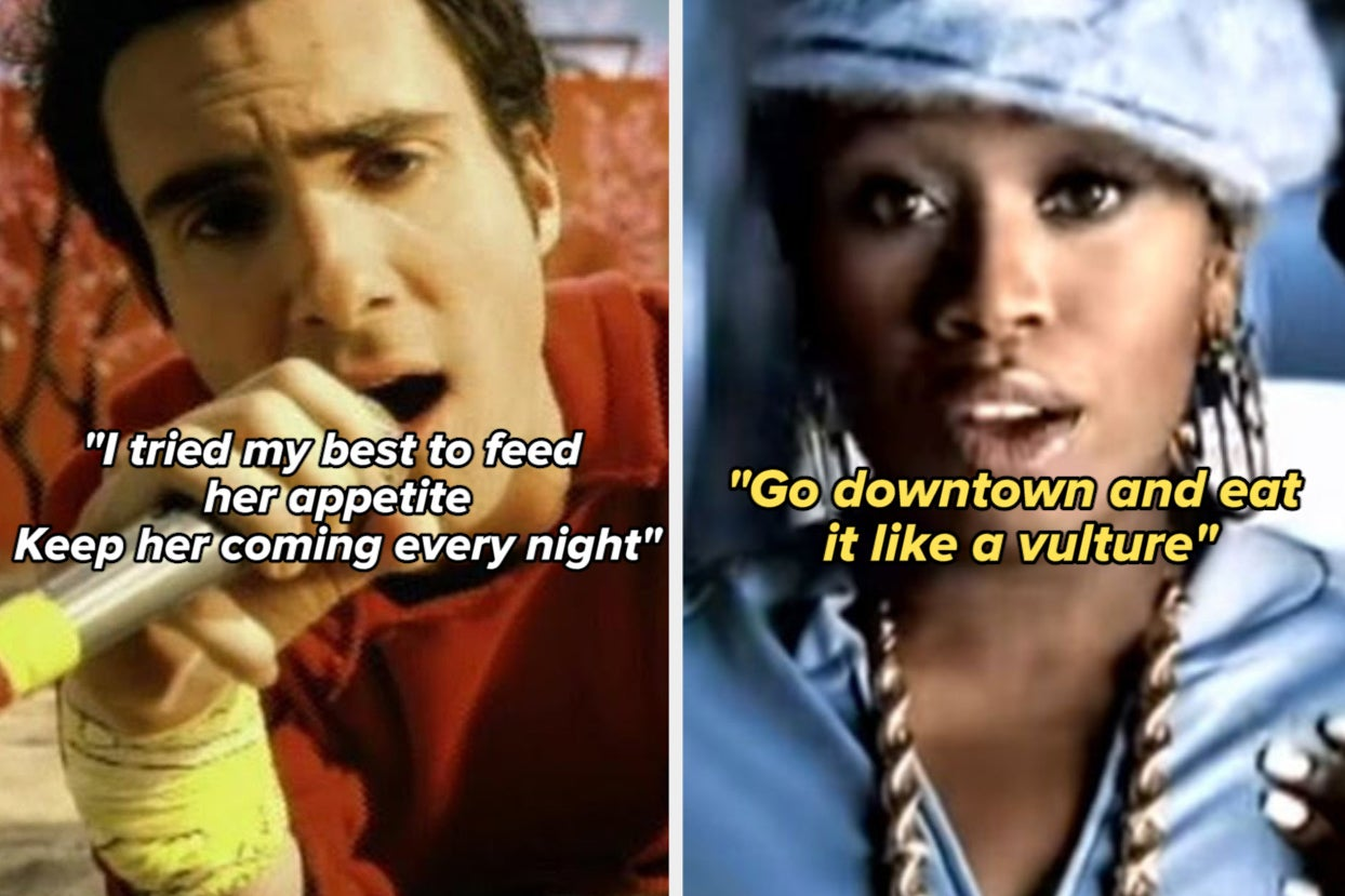19 Lyrics That Are So Dirty They Should Be Muted For Life